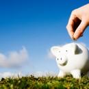piggy bank saving retirement blog