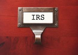 IRS file